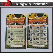 best scratch cards china scratch card printing scratch card pull tab lottery