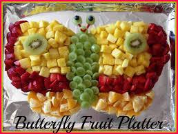 butterfly platter 20 fruit veggie trays nobiggie