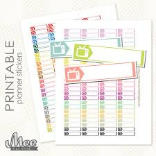 printable tv stickers my top functional planner sticker printables
