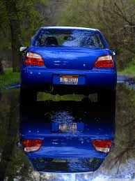 subaru iphone wallpaper blue subaru reflection 4k hd desktop wallpaper for 4k ultra hd