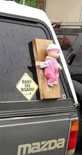 Baby On Board Meme - baby on board funniest meme