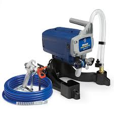 can you use a paint sprayer to paint kitchen cabinets graco magnum project painter plus electric stationary airless paint sprayer