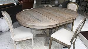 table ovale avec rallonge table ovale bois massif rallonge myqto com