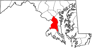 prince georges county map prince george s county department