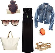 accessories 101 3 ways to style a basic maxi dress college fashion