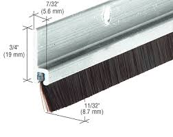 Patio Door Weatherstripping Commercial Weather Stripping Patio Door Parts Your Best Source