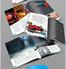 creative magazine layout design ideas entheos