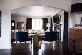 Interior Design Dining Room Interior Designer Carmen Thomas Revitalizes A Roeland Park Tudor