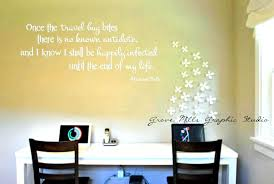 Nursery Sayings Wall Decals Staggering Custom Wall Quotes Ideas Ings For Kitchen Wall Wall