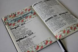 Wedding Planner Journal Why I Started A Bullet Journal U2014 Darrian Michelle Twenty