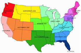 map usa northwest northwest region states regional map of the united states about