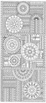pattern coloring pages for adults 117 best patterns shapes images on pinterest coloring sheets