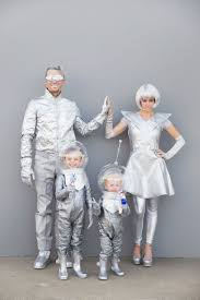 kids robot halloween costume family futuristic costume tell love and party halloweenie