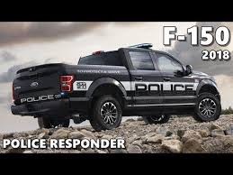 2018 ford f 150 police responder youtube