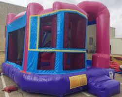 dallas fort worth plano backyard dream combo bounce house u0026 party
