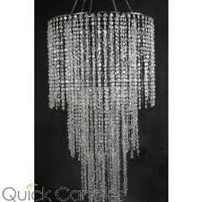 Plug In Crystal Chandelier Crystal Lighting