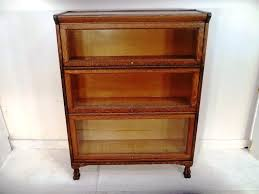 Sauder Barrister Bookcase by Barrister Wood Bookcases With Doors U2014 Best Home Decor Ideas