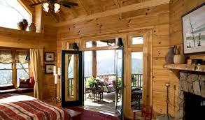 luxury log home interiors luxury log cabin bedroom interior design 6 24 spaces