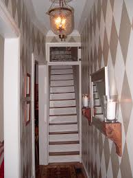 How To Enclose Basement Stairs Hold On Tight Staircase Wainscoting And Handrail Project Old