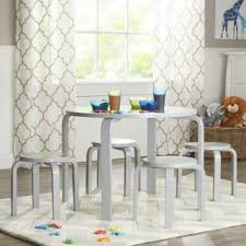 Mickey Mouse Kids Table And Chairs 2 Year Old Kids U0027 Table U0026 Chair Sets You U0027ll Love Wayfair