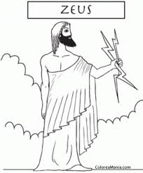 imagenes de zeus para dibujar faciles 97 ideas dibujos mitologia griega on kevinoimbar download