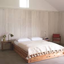 chambre avec lambris blanc le lambris dans la chambre