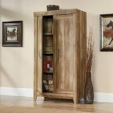 Oak Storage Cabinet Image Of Sauder Adept Craftsman Oak Storage Cabinet 418141 The