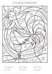 Ressource pédagogique - Coloriages magiques :: éduclic