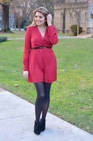 little red dress by lauren m