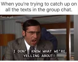 Group Photo Meme - more group chat memes