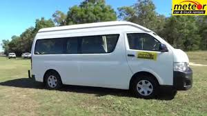 toyota cars and trucks u1920 toyota commuter 12 seat meteor car and truck rentals cairns