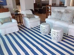 Vinyl Area Rugs Malibu House 100 Vinyl Area Rug Lina Mariners Blue