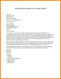 cover letter for faculty application lovesupply cf