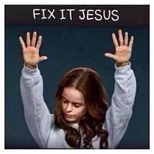 Fix It Meme - fix it jesus sundayfunday jesus meme lol arno mayorga flickr