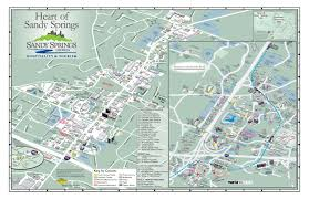 Mall Of America Parking Map by Map Sandy Springs Perimeter Chamber Of Commerce