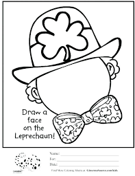 leprechaun coloring pages printable free leprechaun coloring pages leprechaun leprechaun coloring pages