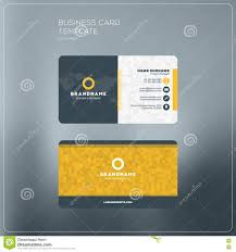 corporate business card print template personal visiting card w