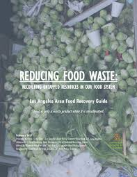 What Is Flower Food by Los Angeles Food Policy Council
