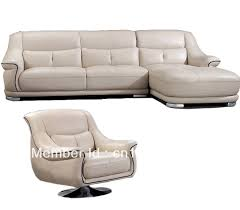 Corner Chesterfield Sofa Morden Sofa Leather Sofa Corner Sofa Livingroom Furniture
