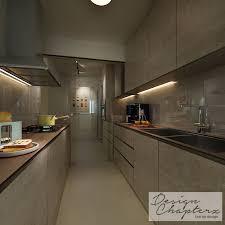 bto kitchen design hdb bto 5 room scandinavian at waterway terraces 2