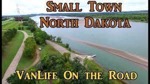 North Dakota travel watch images Small town north dakota vanlife on the road jpg