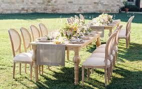 Backyard Country Wedding Country Wedding Ideas Kathy Kuo Home