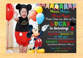 mickey mouse birthday invitations mickey mouse birthday invitation template 15 free psd vector eps