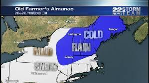 Farmers Almanac Florida The Old Farmer U0027s Almanac Releases 2016 2017 Winter Outlook Wwlp Com