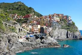 Map Of Cinque Terre Cinque Terre An Introduction To The Five Towns Of Cinque Terre