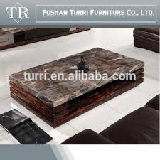 Marble Living Room Tables Modern Nature Marble Living Room Coffee Table Center Table View