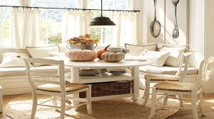 Ruby Chandelier Pottery Barn by Pottery Barn Dining Room Dining Room With Exposed Beam Colorbound