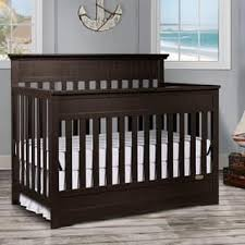 brown baby cribs for less overstock com