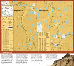 Map Of Utah And Arizona The Temple Trail