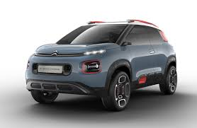 new citroen c3 citroen c3 c aircross concept previews new compact suv